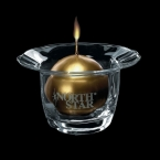 Promotional products: Strathearn Candleholder