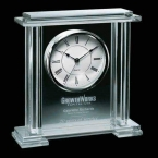 Promotional products: Chatsworth Mantle Clock - 9