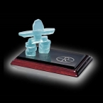 Promotional products: Inukshuk on Albion - Frosted 2½