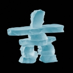 Promotional products: Inukshuk - Frosted 3½
