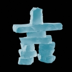 Promotional products: Inukshuk - Frosted 4½
