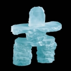 Promotional products: Inukshuk - Frosted 9