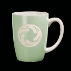 Promotional products: Camelot Mug - 13oz Mint Green