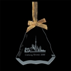 Promotional products: Bevelled Ornament - Tree