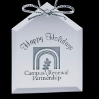 Promotional products: Mirror Ornament - House