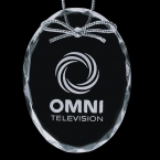 Promotional products: Optical Ornament - Oval 3