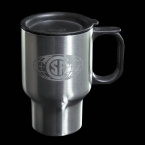 Promotional products: Doncaster Mug - 16oz Stainless Steel