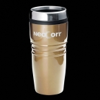 Promotional products: Grenada Tumbler - 17oz S/Steel Copper