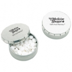 Promotional products: Round Tin Of Mints