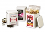 Promotional products: Gift canister filled with your choice of treats