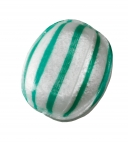 Promotional products: Wrapped Green Striped Mint Mega Mint Candies