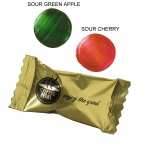 Promotional products: Sour Green Apple Candies