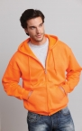 Promotional products: FULL ZIP HOODED SWEAT