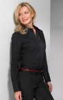 Promotional products: LADIES L/S STRETCH SHIRT