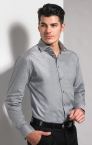 Promotional products: CK MEN'S L/S END ON END SHIRT