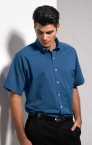 Promotional products: MEN'S OXFORD S/S SHIRT