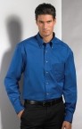 Promotional products: MEN L/S UTILITY TWILL SHIRT