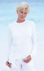 Promotional products: LADIES L/S T-SHIRT