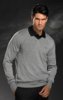 Promotional products: COOL MAN V-NECK SWEATER