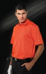 Promotional products: STRETCH UV TECH POLO