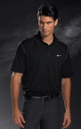 Promotional products: FASHION STITCH POLO