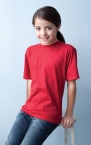 Promotional products: YOUTH ANVIL ORGANIC T-SHIRT