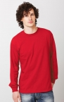 Promotional products: HEAVYWEIGHT COTTON L/S