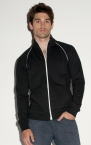 Promotional products: PIPED FLEECE JACKET