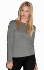 Promotional products: L/S CREW NECK RIB T-SHIRT
