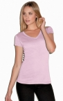 Promotional products: S/S V-NECK JERSEY TEE