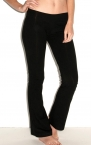 Promotional products: COTTON SPANDEX FITNESS PANTS