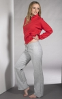 Promotional products: FLEECE PANT FOR WOMEN