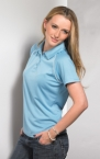 Promotional products: BAMBOO POLO