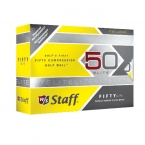 Promotional products: Wilson Fifty Elite Yellow