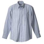 Promotional products: Pinstriped dress shirt