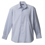 Promotional products: Dobby woven check shirt