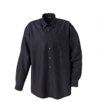 Promotional products: Micro herringbone shirt