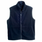 Promotional products: Recycled poly fleece vest