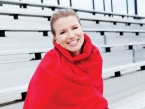 Promotional products: SANTOS Fleece blanket
