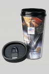 Promotional products: Thermalpro� Oval Travel Mug