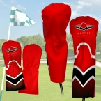 Promotional products: Leatherette Golf Club Driver Covers