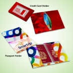 Promotional products: RFID Passport and Credit card holders -  Credit Cards