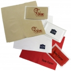 Promotional products: Pad Printed MicroFiber Lens Cloth - 6