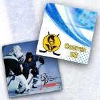 Promotional products: Visor and Skate Towel