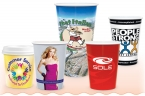 Promotional 9oz hot or cold hi-def full color paper cup