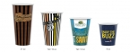 Promotional products: 12oz hot or cold hi-def full color paper cup