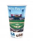 Promotional products: 32oz hot or cold hi-def full color paper cup